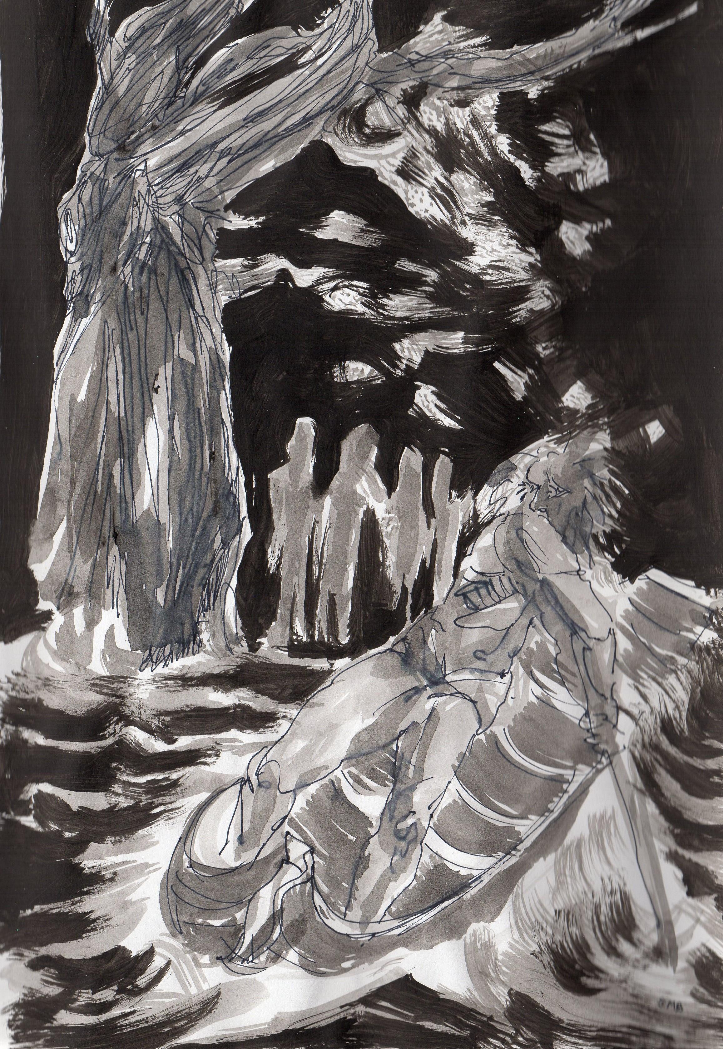 Enfer, La divine Comédie, Dante. Chant 3