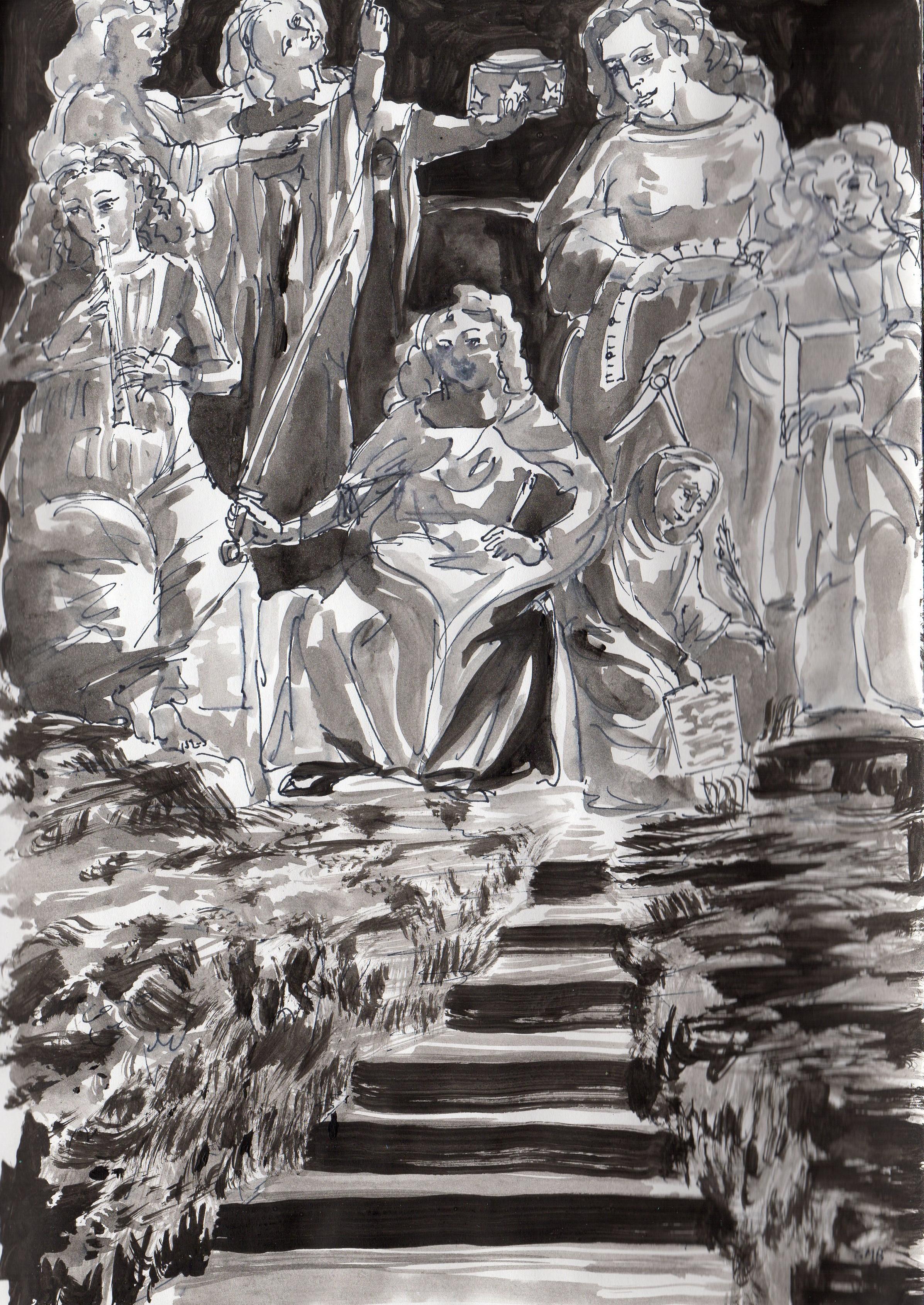 Enfer, La Divine Comédie, Dante. Chant 4