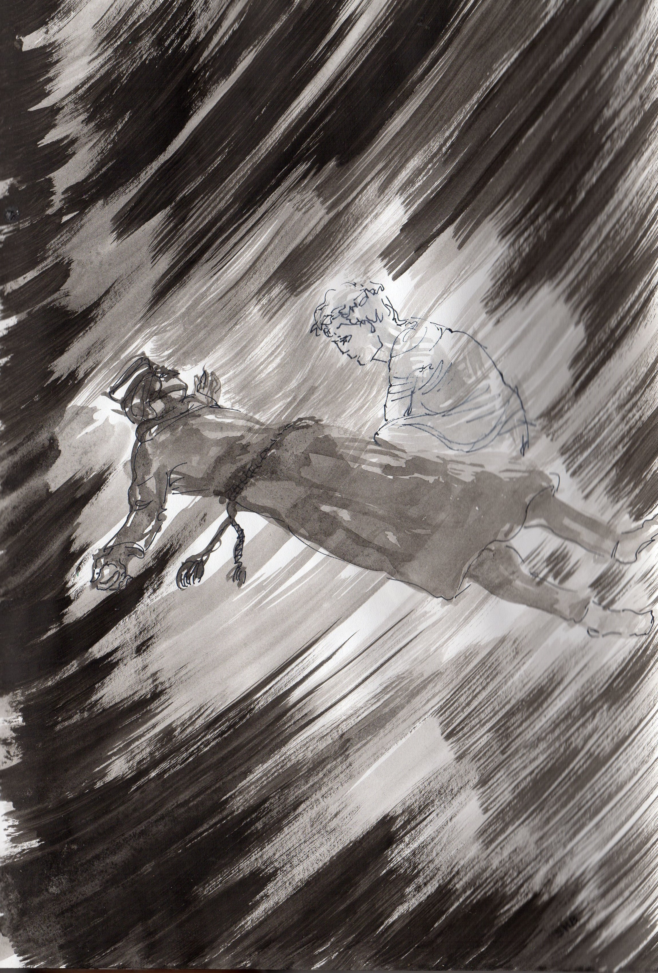 Enfer, La Divine Comédie, Dante. Chant 5