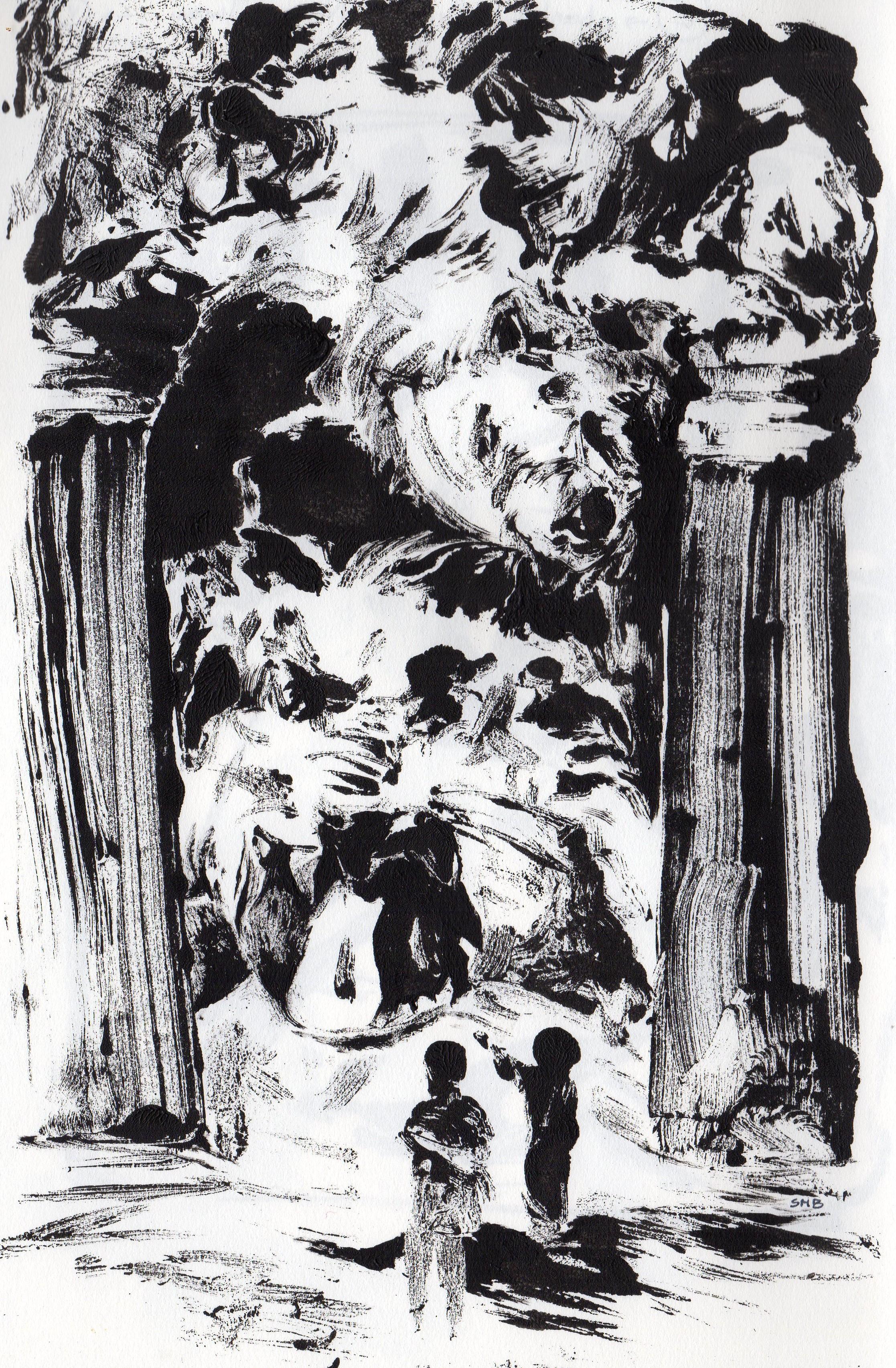 Enfer, La Divine Comédie, Dante. Chant 6